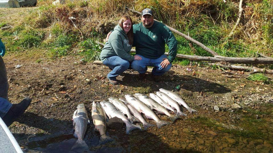 Meet captain tony fana fishing guide service cowlitz for Captain tonys fishing