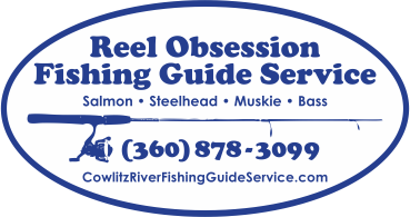 Fishing Guide Service Cowlitz River | REEL Obsession